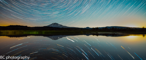 trout lake startrail-Edit